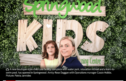 State of the art childcare centre opens at Springwood